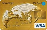 SBI Advantage Gold Credit Card